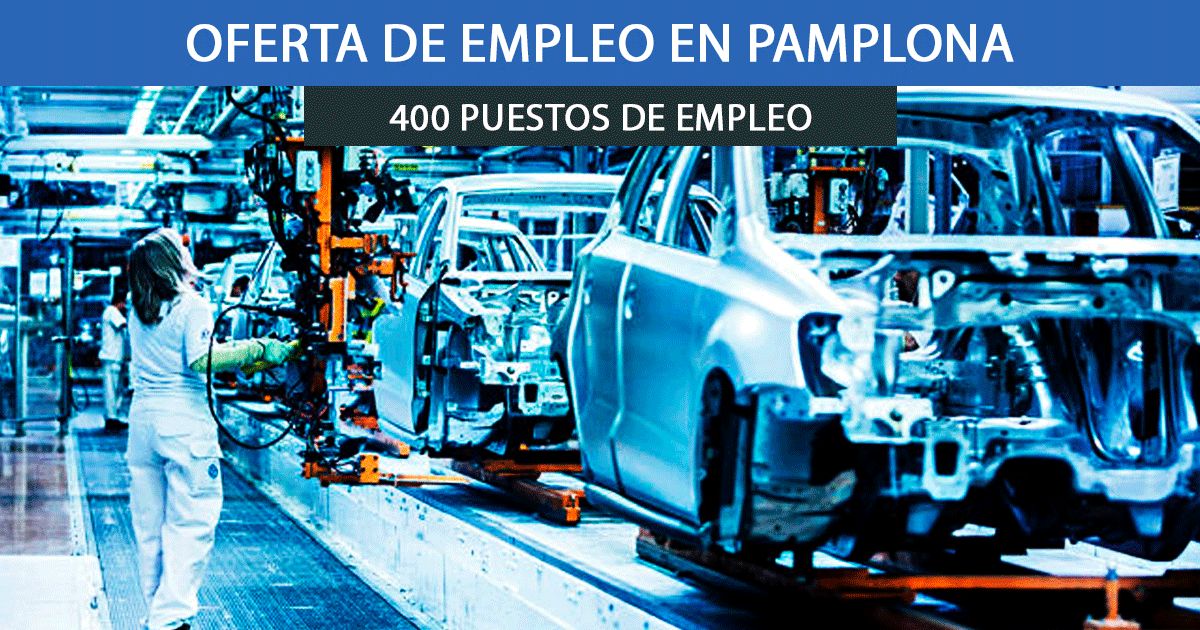 Volkswagen creará 400 puestos de trabajo para la planta de Lanbaden en Pamplona