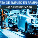 Volkswagen creará 400 puestos de trabajo para la planta de Lanbaden