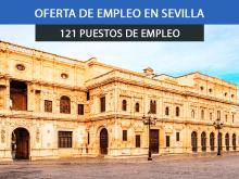 Se necesitan 121 trabajadores para trabajos de limpieza y mantenimiento de jardines en Sevilla