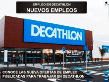 trabajar en tiendas Decathlon