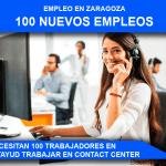100 trabajadores en Calatayud