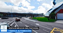 Fábrica Automoción en Vigo