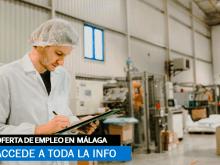 Se necesita Personal para fábrica de envasado en Monda (Málaga)