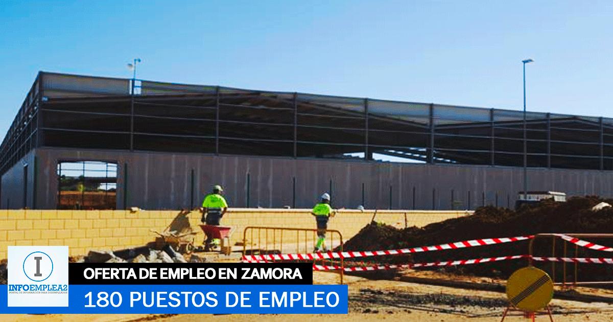 nueva fábrica en Zamora