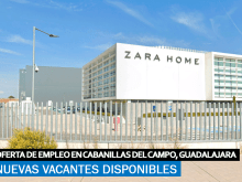 Se necesita Personal para Centro Logístico ZARA en Cabanillas del Campo, Toledo