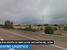 Se necesita Personal para Centro Logístico de Decathlon en León