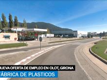 Se necesita Personal para Fábrica de Plásticos en Olot, Girona