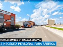 Se necesitan 10 Trabajadores para Fábrica en Cuéllar, Segovia