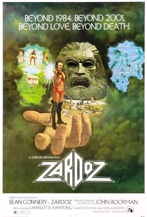 Original movie poster for the film Zardoz.jpg