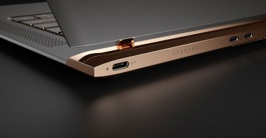 HP Spectre - World's Thinnest Laptop-infogalaxy.in