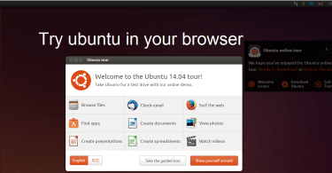 How To Try Ubuntu In Your Browser
