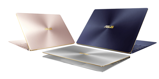 ASUS Zenbook 3 With Fingerprint And Windows Hello Launched in India
