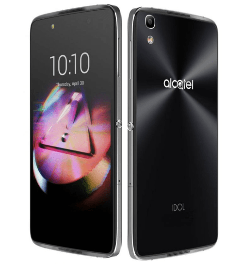 Alcatel Launched Alcatel Idol 4 With 3GB RAM And Boom Key