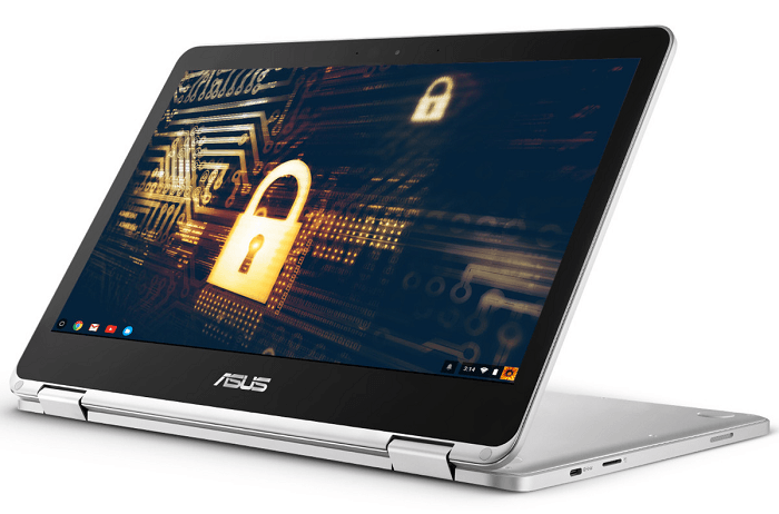 ASUS Launched ASUS Chromebook Flip C302 With 360Degree Hinge Design