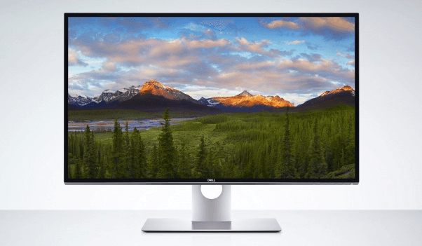Dell UltraSharp 32 Ultra HD 8K Monitor-World's First 8K 32inch Monitor