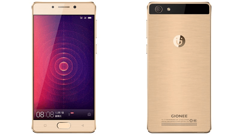 Gionee Steel 2 With 3GB RAM And Mediatek Mt6737 Quad Core Processor