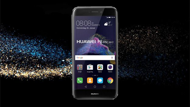 Huawei Has Unveiled Huawei P8 Lite 2017 With Kirin 655 Processor