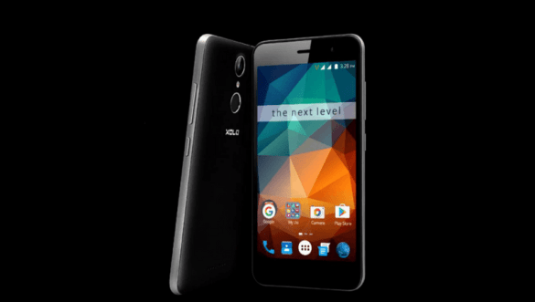 XOLO Era 2X Launched In India With Fingerprint Sensor Priced At 6666INR