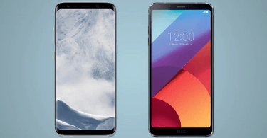 The Flagship Battle Between Samsung Galaxy S8 And LG G6