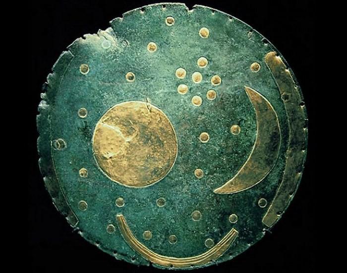 5. Heavenly Nebra sky disk astronomy, history, incredible, ancestors, facts