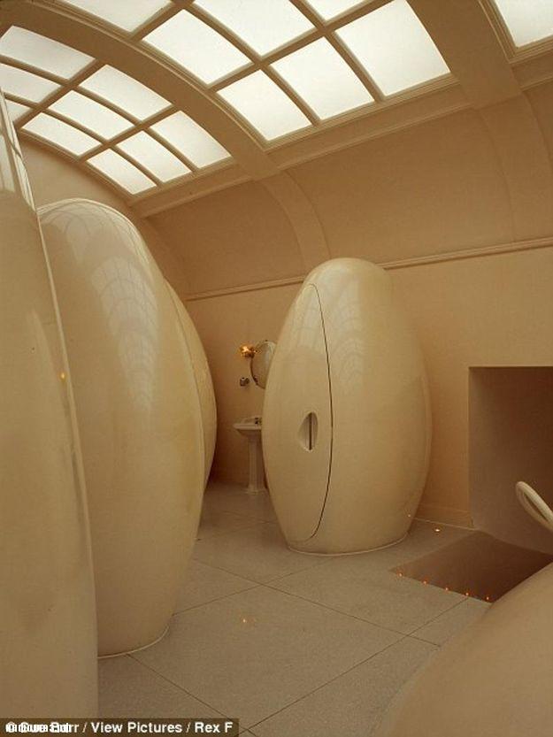 toilets08 Самые креативные туалеты в мире