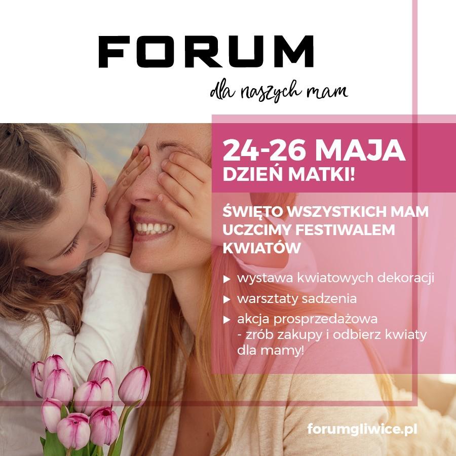 Festiwal Kwiatów W Gliwicach Piękne Kwiatki Na Dzień Matki