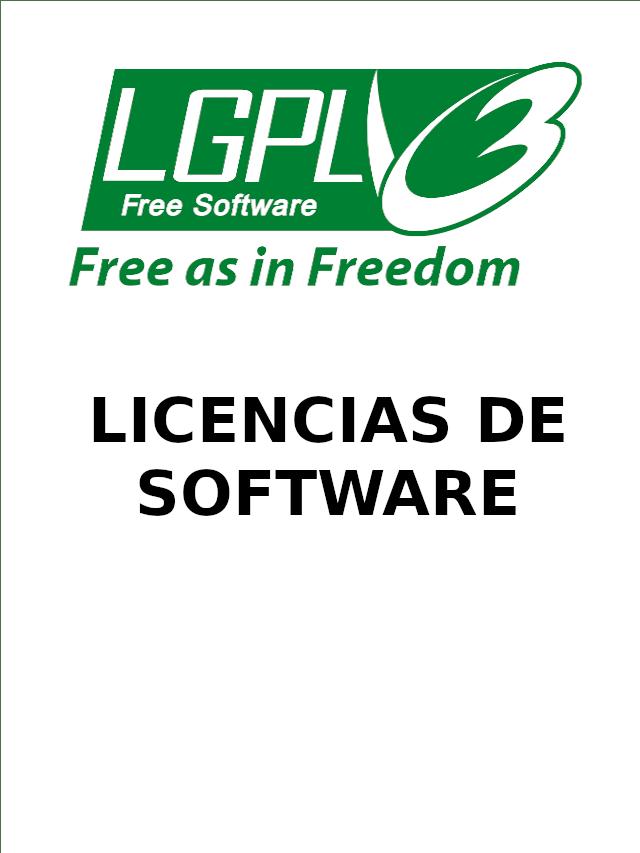 ¿Qué son las licencias de software?