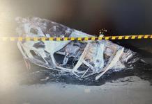 Un tânăr a murit și alte două persoane au fost rănite într-un accident rutier