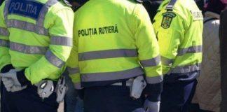 Polițiștii gorjeni, în control pe drumurile publice pentru a preveni accidentele grave