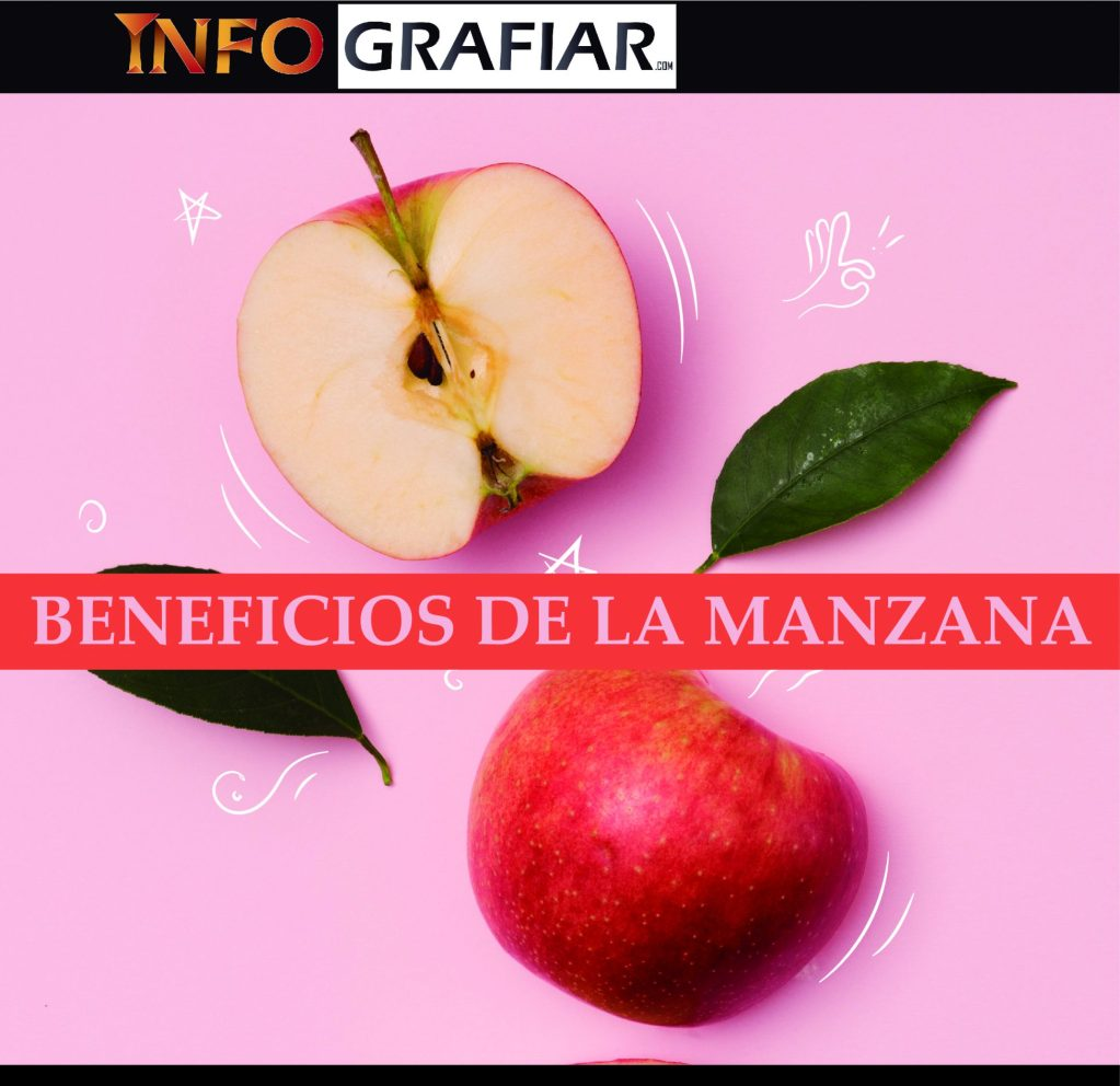 BENEFICIOS DE LA MANZANA