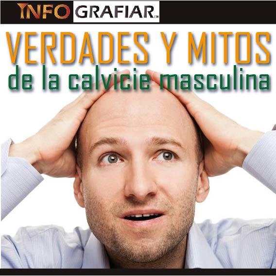 Verdades y Mitos de la calvicie masculina