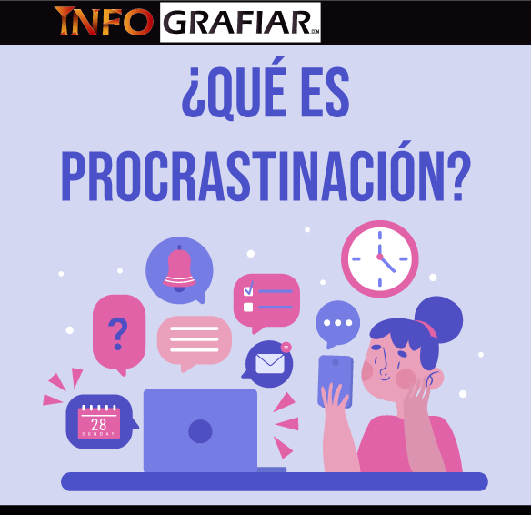 ¿Qué es la procrastinación?