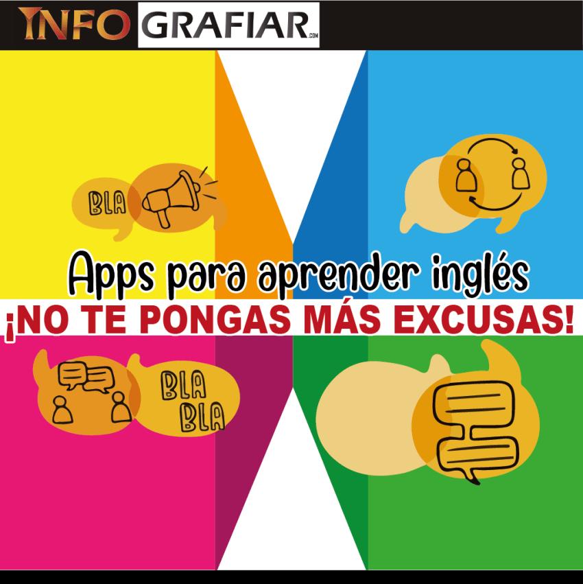 App para aprender inglés ¡NO TE PONGAS MÁS EXCUSAS!
