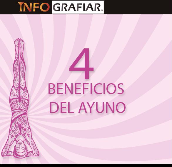 4 Beneficios del ayuno