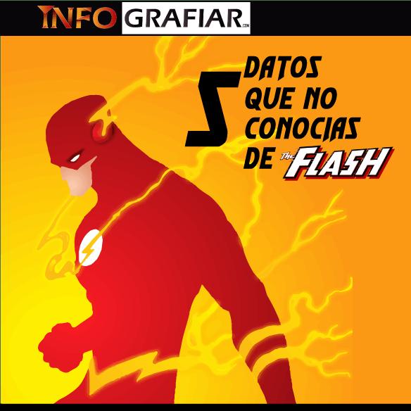 5 datos que no conocías de 'The Flash'