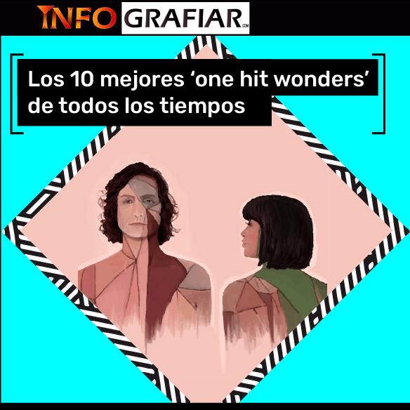 Los 10 mejores 'one hit wonders' de todos los tiempos