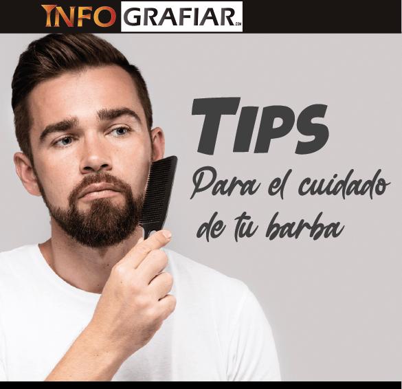 Tips para el cuidado de la barba