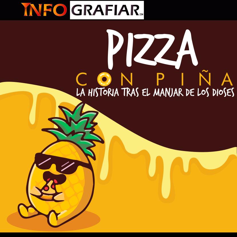 Pizza con Piña: La historia tras del manjar de los Dioses