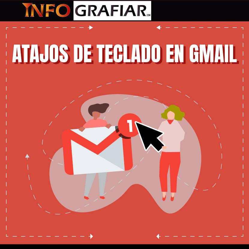 Atajos de Gmail que harán tu vida mas fácil