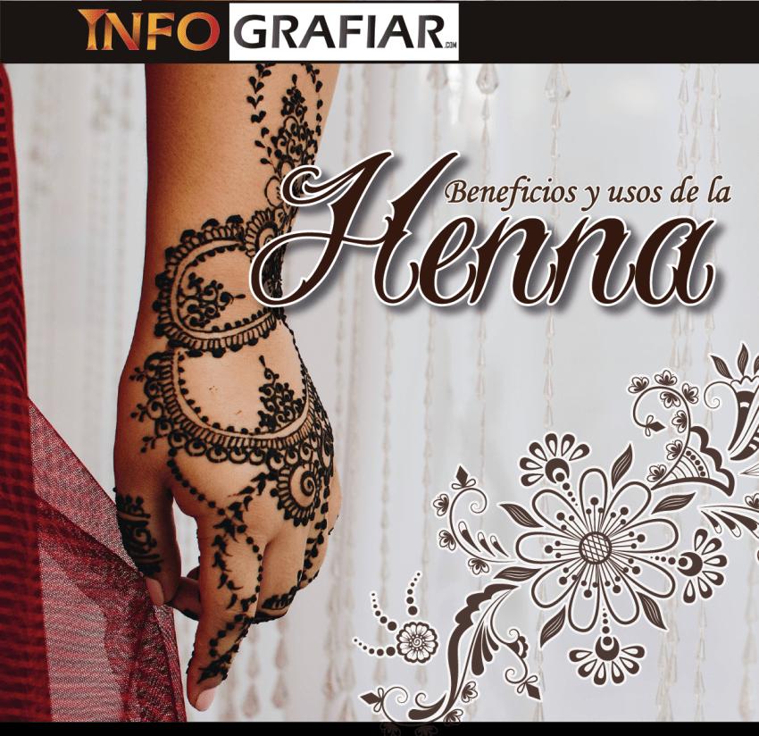 Beneficios y usos de la Henna