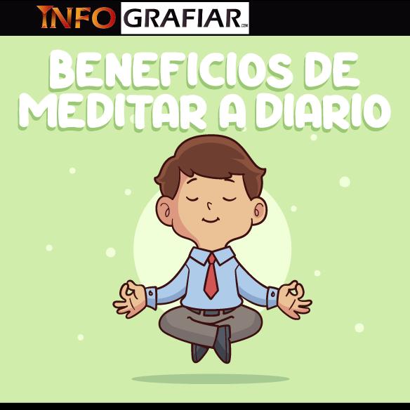Beneficios de meditar a diario
