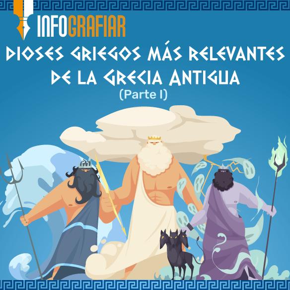 Los dioses griegos más importantes de la Grecia Antigua