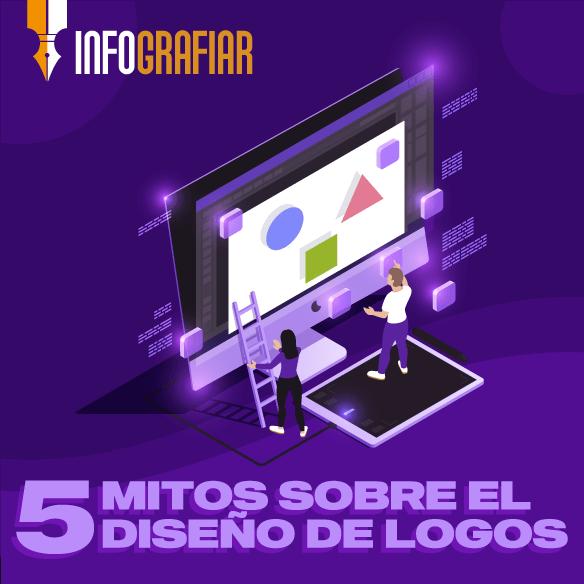 5 Mitos sobre el diseño de logos