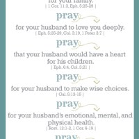 10 Ways to Pray for Your Husband (or Wife)