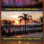 American Sunsets – West Coast Sunset Cities