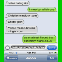 Damn You Autocorrect: The 10 Funniest Grounds for a Breakup