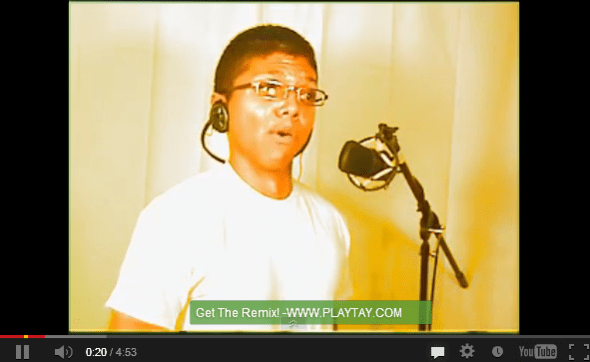 Chocolate Rain by Tay Zonday