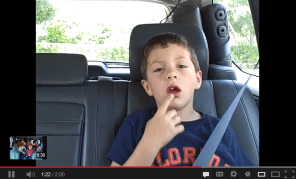David After Dentist viral video