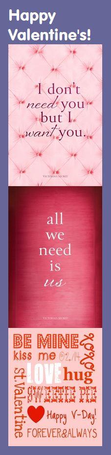 Happy Valentine's Bookmark