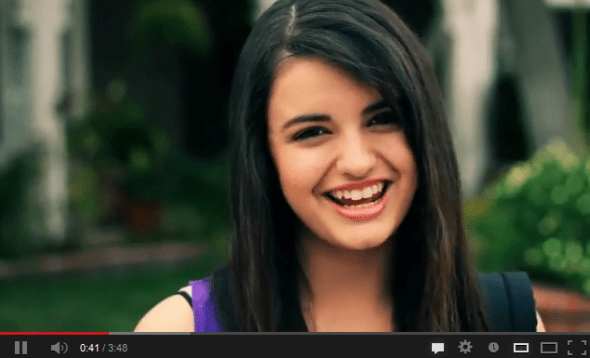 Rebecca Black - Friday Music Video